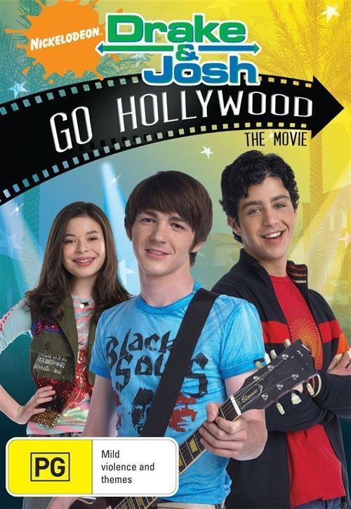 Drake and Josh: Go Hollywood - The Movie DVD