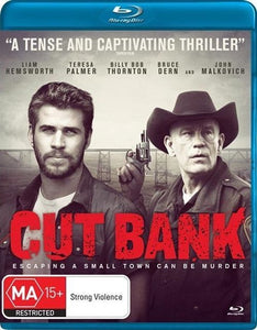 CUT BANK BLU RAY