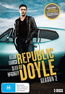 Republic of Doyle Season 2