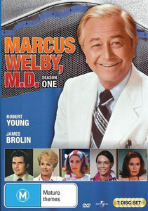 Marcus Welby Md Season 1 DVD