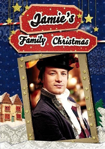 Jamie's Family Christmas DVD