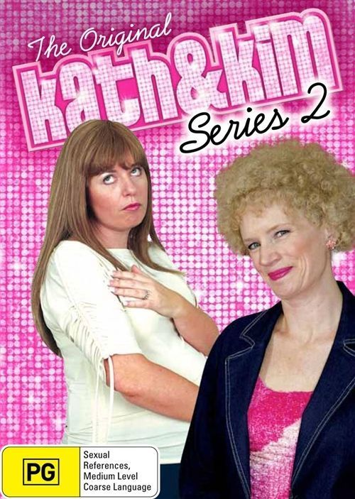 Kath and Kim - Season 2 DVD
