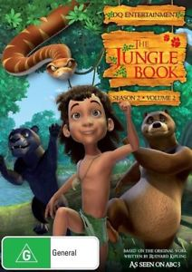 JUNGLE BOOK THE SEASON 2 VOL 2