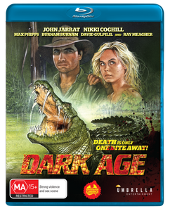 Dark Age Blu-Ray New/Sealed (2017) Blu-Ray