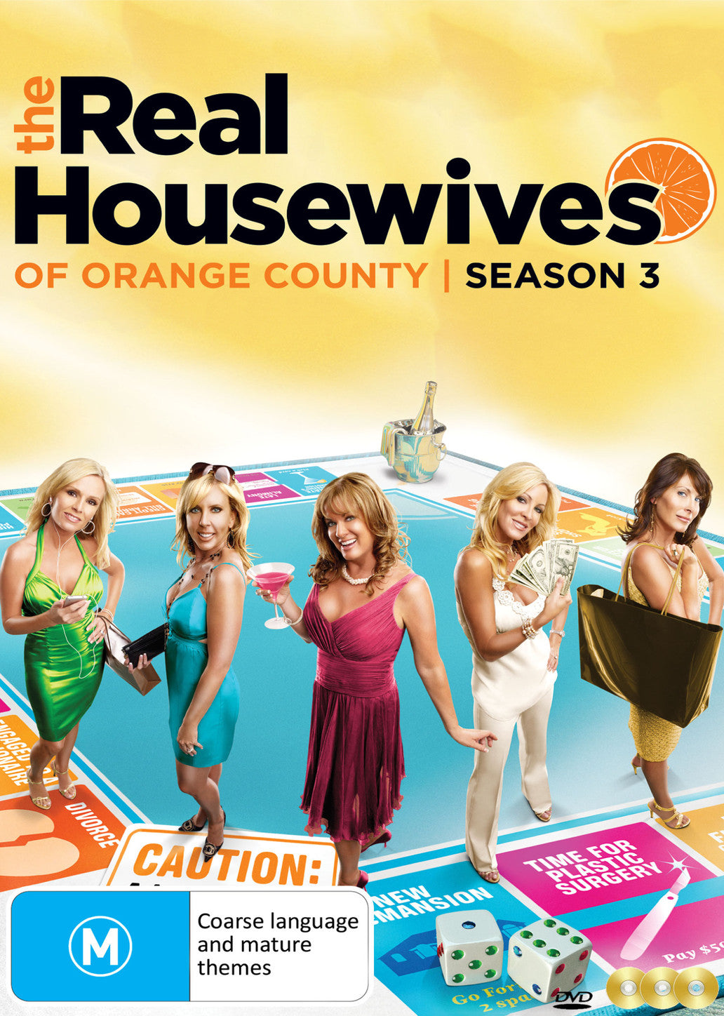 Real Housewives of Orange County - Season 3