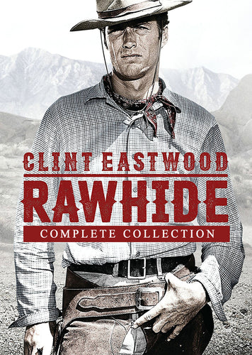 Rawhide - Complete Series Collection DVD (Region 4)