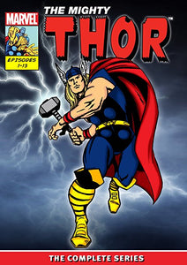 Mighty Thor: The Complete Series DVD (region 2)