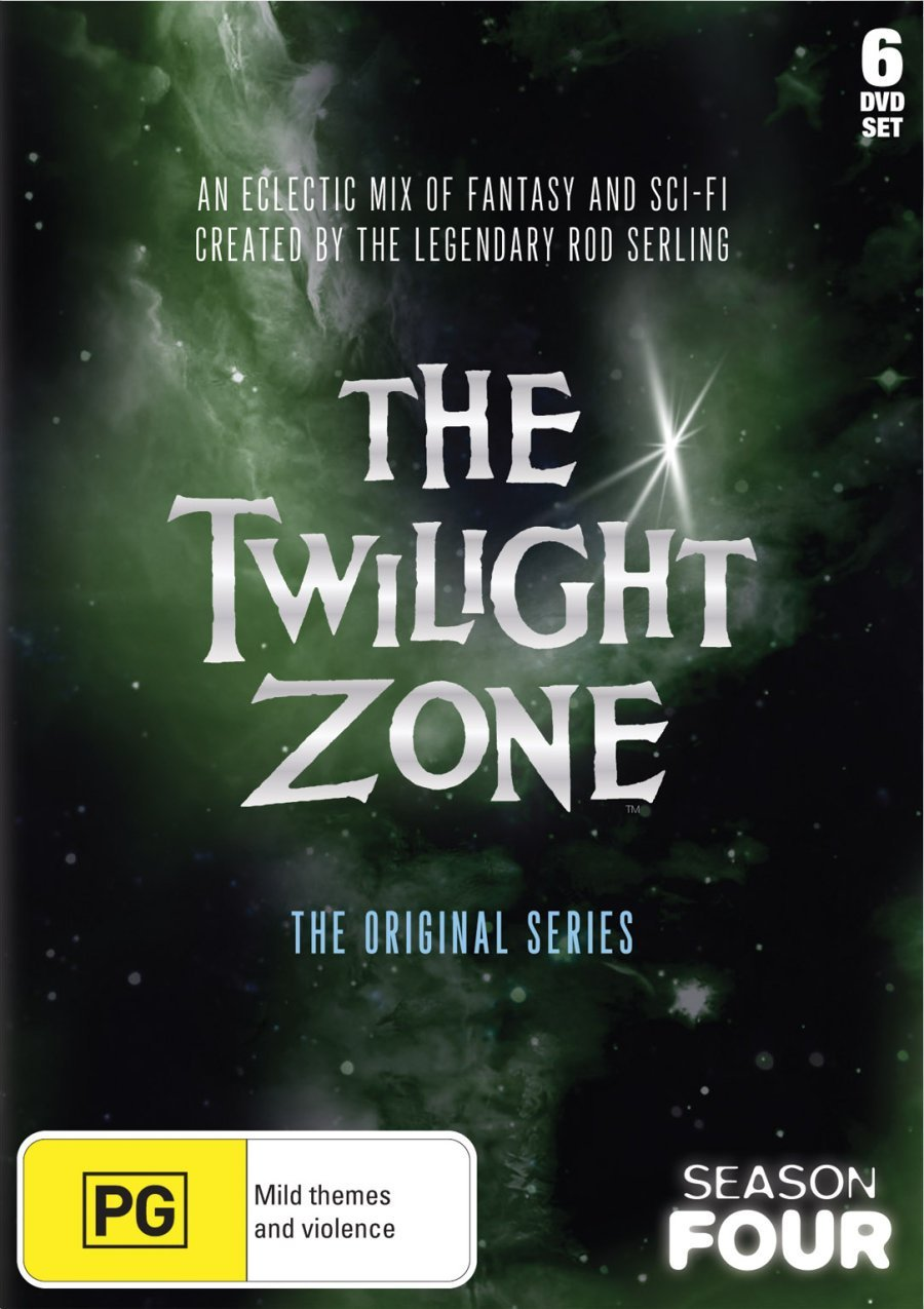 The Twilight Zone: The Original Series - Season 4 DVD
