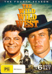 The Wild Wild West - Season 4