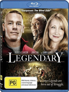 Legendary Blu-Ray (john Cena)