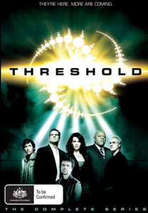 THRESHOLD - THE COMPLETE SERIES DVD