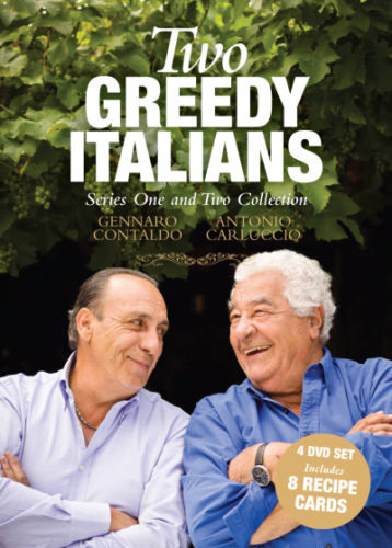 TWO GREEDY ITALIANS SEASON 1 & 2