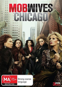 MOB WIVES CHICAGO Season 1 DVD