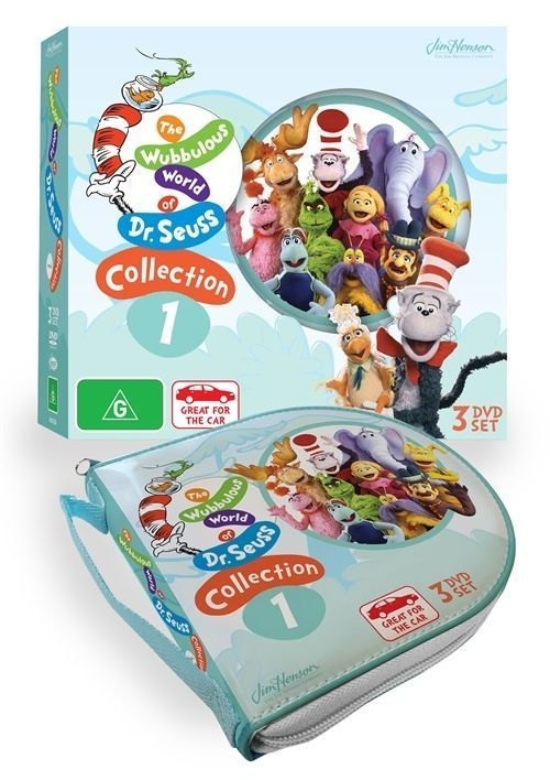 The Wubbulous World Of Dr. Seuss: Collection 1 DVD