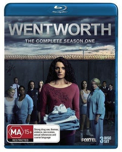 WENTWORTH - SEASON 1 BLU RAY
