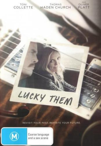 LUCKY THEM DVD