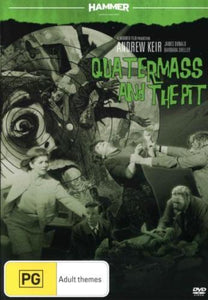 Hammer Horror: QUATERMASS & THE PIT
