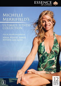 MICHELLE MERRIFIELD ULTIMATE FITNESS Collection (12 Discs)