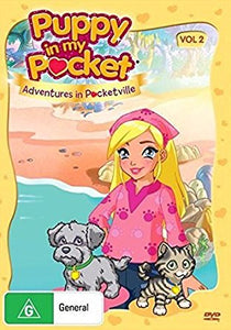 Puppy in my Pocket Adventures in Pocketville - Volume 2 - DVD