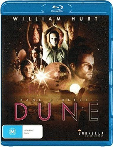 Dune - Complete Mini Series Blu-ray (Frank Herbert's) [Region B] New/Sealed