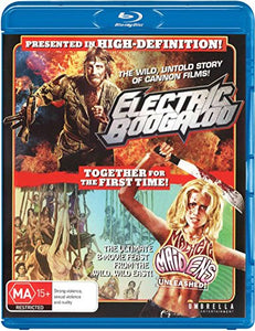 Electric Boogaloo & Machete Maidens Unleashed! Blu-Ray