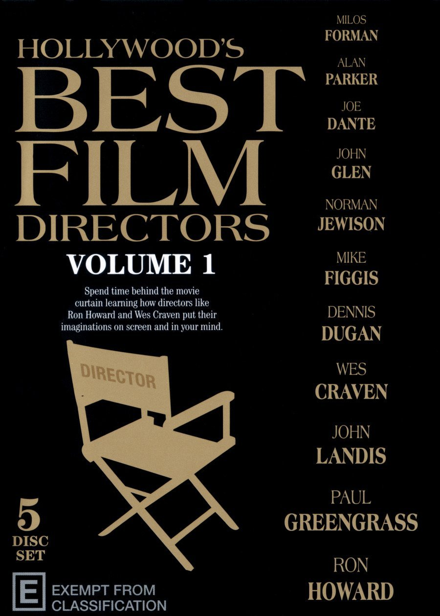 Hollywoods Best Film Directors: Volume 1