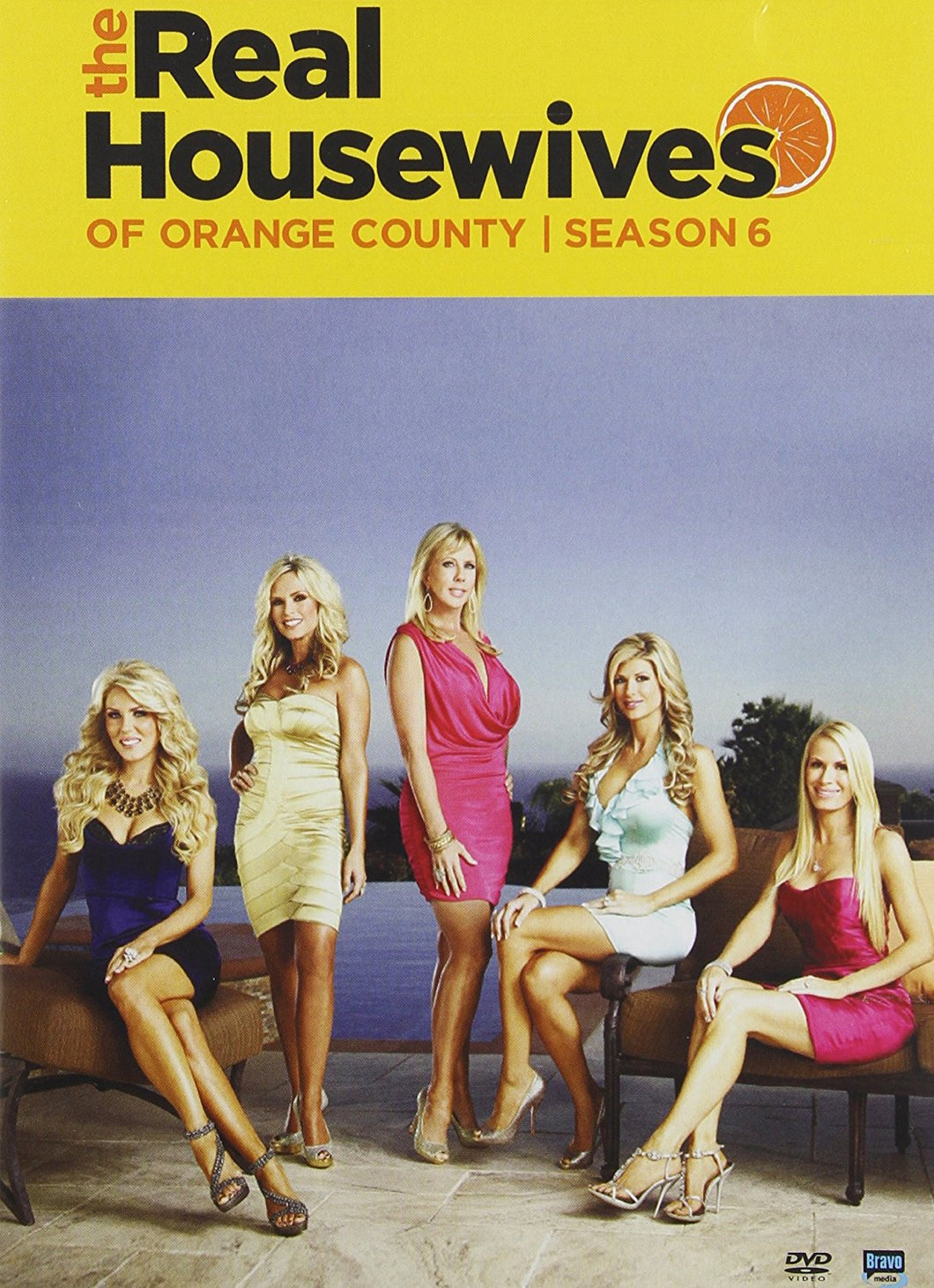 The Real Housewives of Orange County - Season 6 - DVD