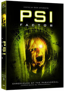 PSI Factor Chronicles of the Paranormal - Season 3 DVD (Region 1)
