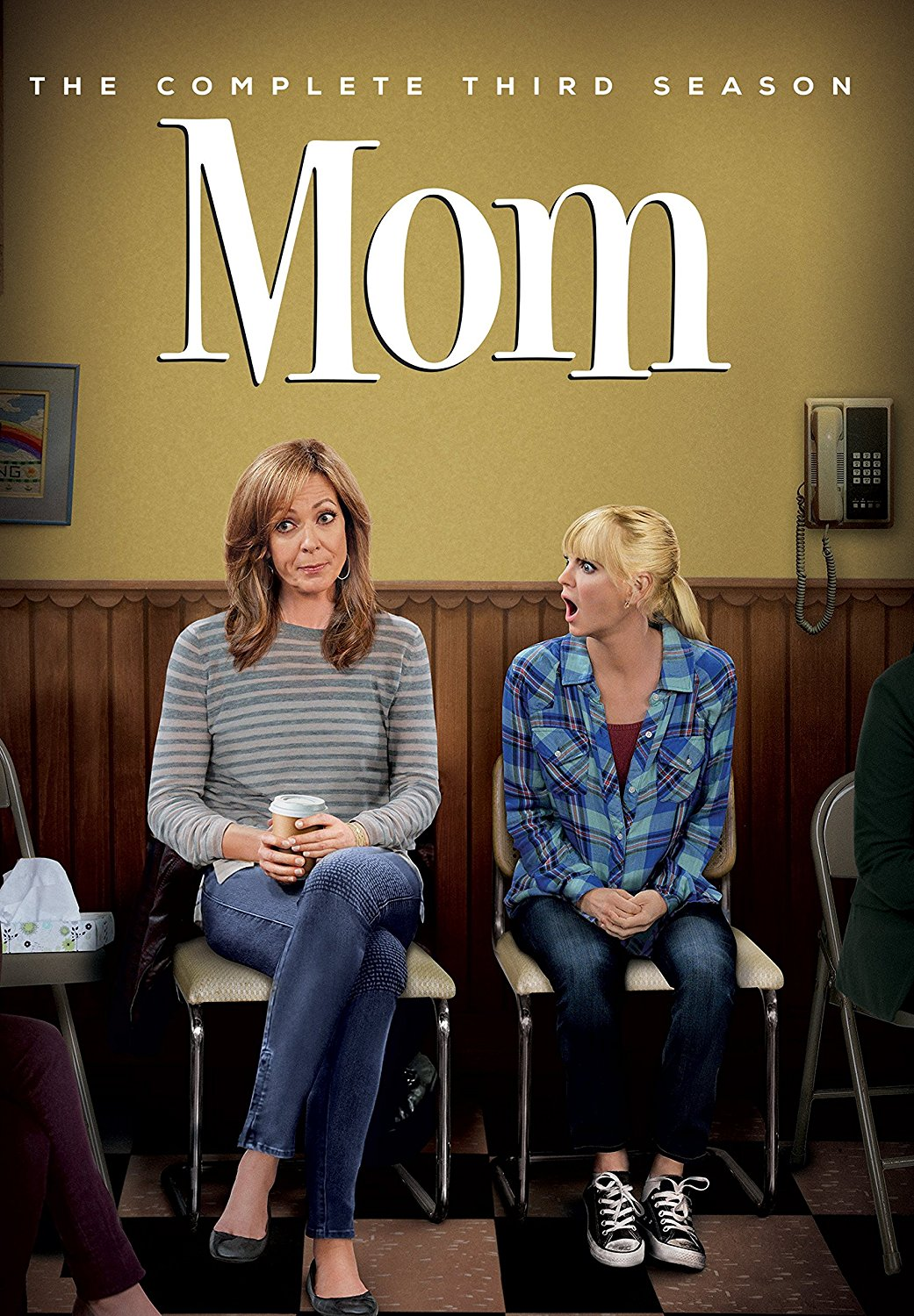 Mom - Season 3 DVD