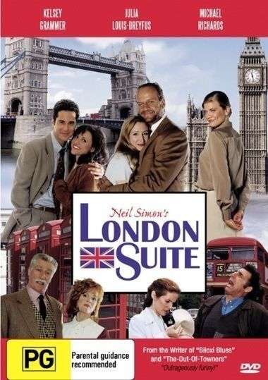 Neil Simon: London Suite DVD