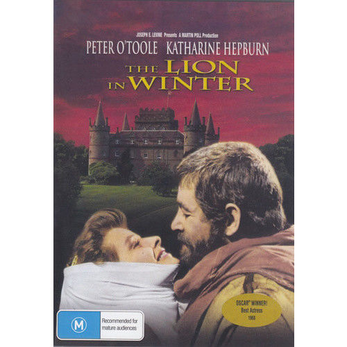 The Lion in Winter DVD