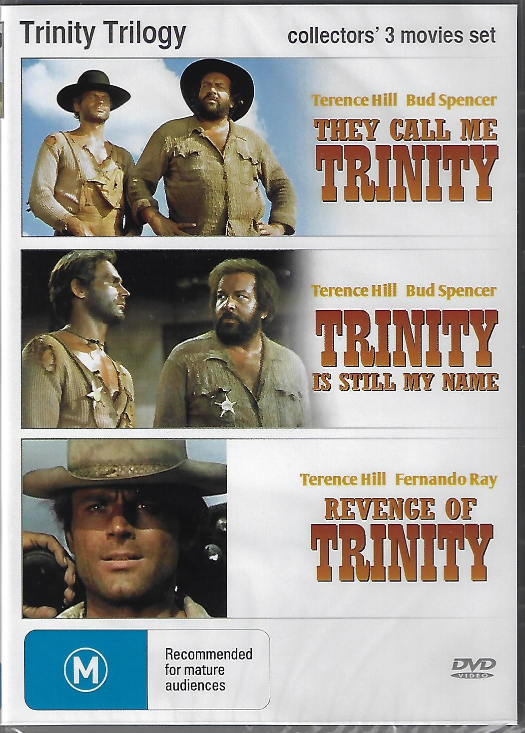 Trinity Trilogy Collectors Set