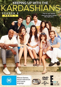 Keeping Up with the Kardashians: Season 8 Part 1 DVD