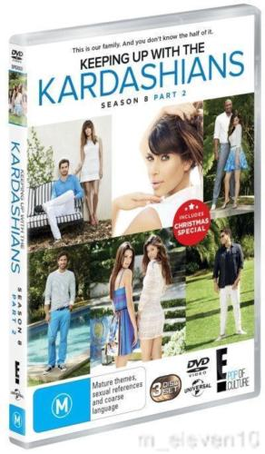 Keeping Up with the Kardashians: Season 8 Part 2 DVD