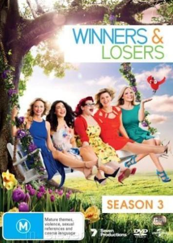 Winners and Losers: Season 3 DVD