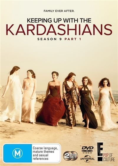 Keeping up With The Kardashians - Season 9 Part 1 DVD
