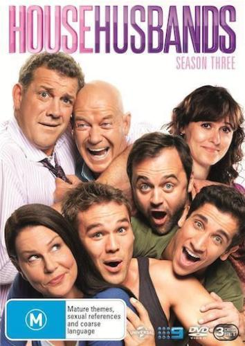 House Husbands: Season 3 DVD