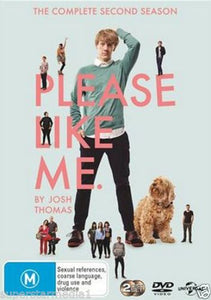 Please Like Me:  Season 2 DVD