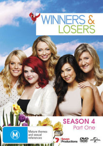 Winners and Losers: Season 4 - Part 1 DVD