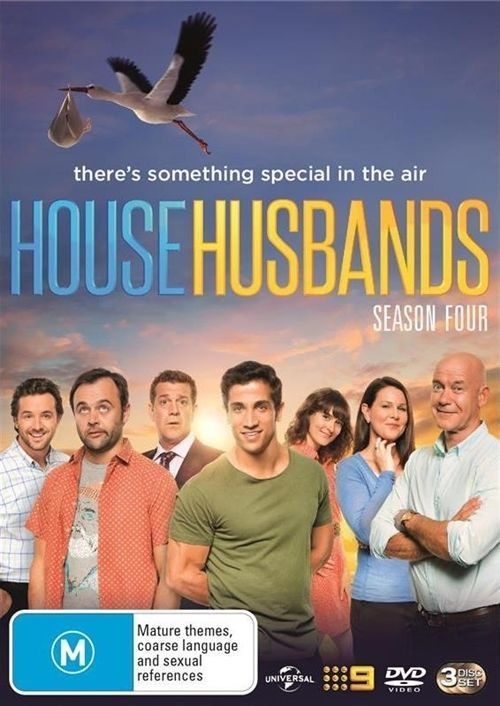 House Husbands: Season 4 DVD