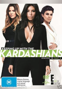Keeping Up with the Kardashians - Season 10 Part 2 [DVD] [2015]