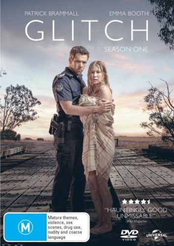 Glitch: Season 1 DVD