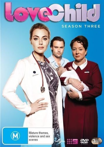 Love Child: Season 3 DVD