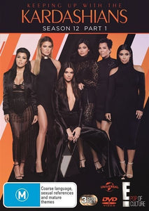 Keeping Up With The Kardashians: Season 12 - Part 1 DVD