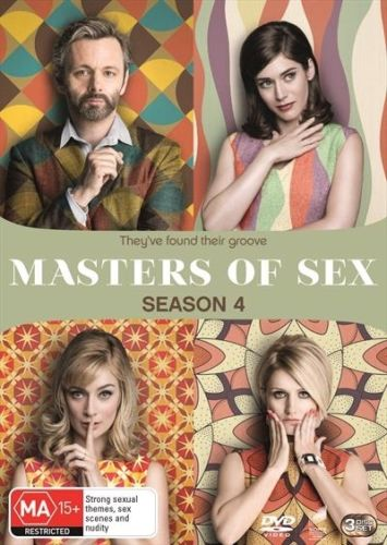 Masters of Sex - Season 4 DVD