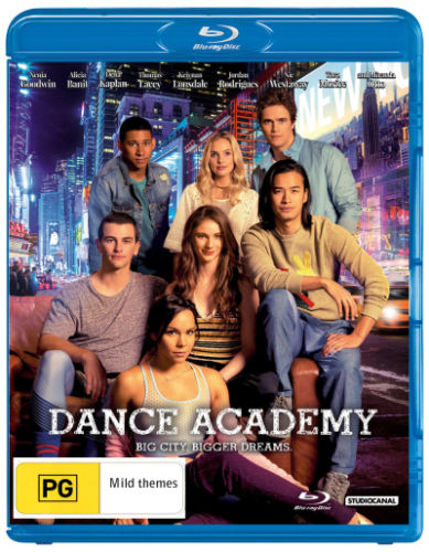 Dance Academy The Movie - Blu-Ray