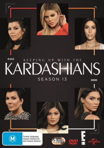 Keeping Up With the Kardashians - Season 13 DVD