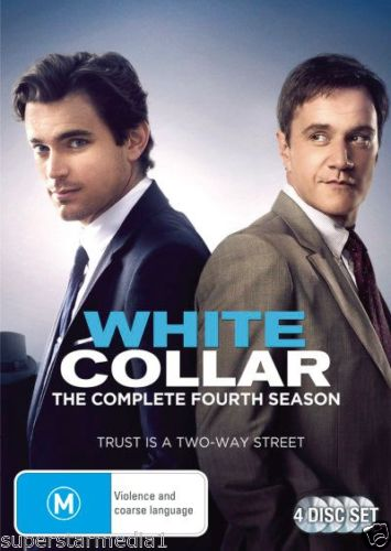 White Collar: Season 4 DVD