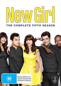 New Girl: Season 5 DVD