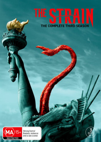 The Strain - Season 3 DVD